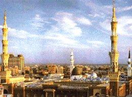 Masjid Nabawi_udara