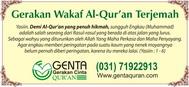 Wakaf Qur'an